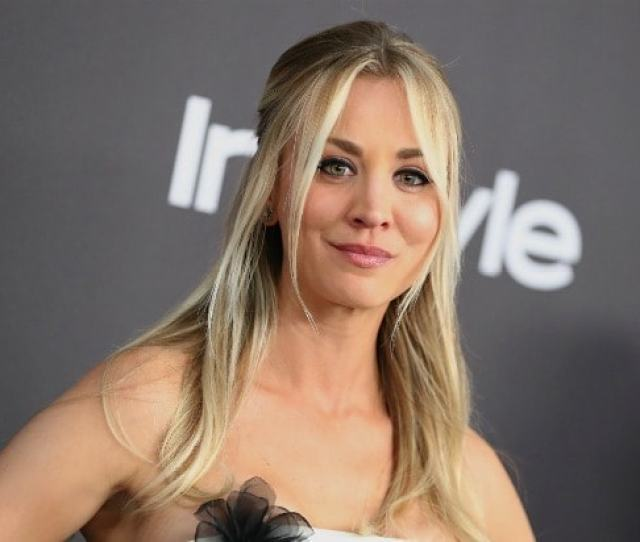 Big Bang Theory Star Kaley Cuoco Gets Flash Happy In Epic Behind The Scenes Look Video