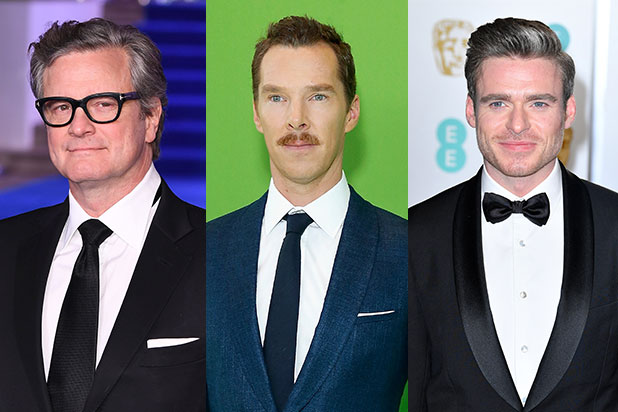 Image result for Colin Firth , Benedict Cumberbatch