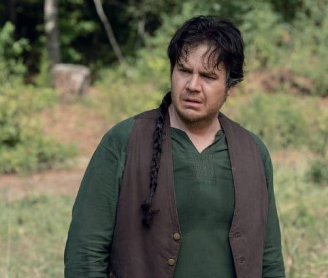 Walking Dead Everything You Need To Know About Eugenes Friend