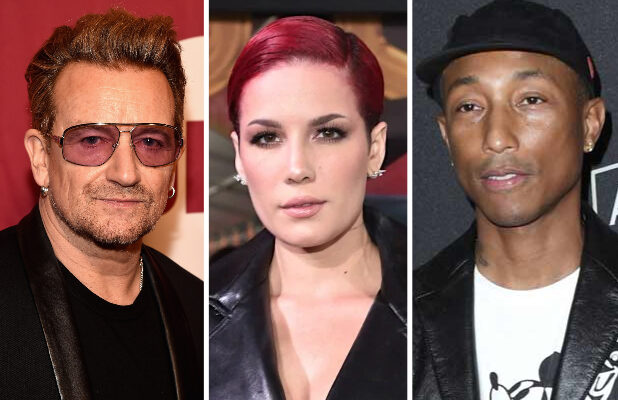 Bono, Halsey and Pharrell Williams Join Cast of 'Sing 2'