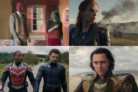 Here's All 10 Marvel Films And TV Shows In 2021 (Photos)