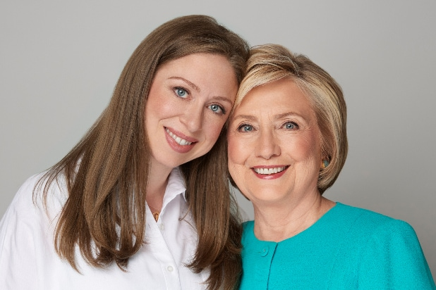 Hillary and Chelsea Clinton to Adapt Book Into Scripted Series About Female Militia That Takes on ISIS