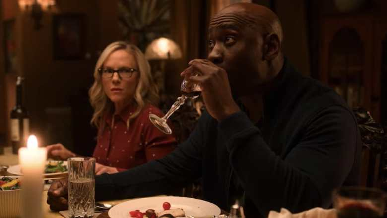 Lucifer': DB Woodside Breaks Down Amenadiel's Role in Awkward Family Dinner