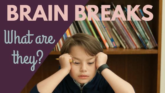 Brain Breaks – Classroom Management Monday