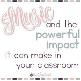 Benefits of Music in the Classroom