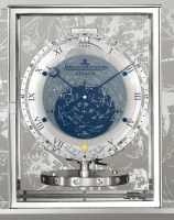 Jeager LeCoultre's Astrological Chart Atmos Clock