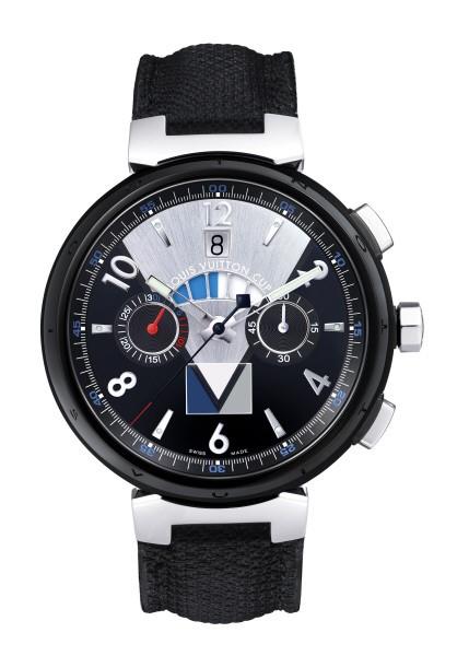 Automatic Chronograph Louis Vuitton Mens Watch