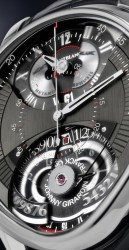 Montblanc's Metamorphosis in Action, From Calendar Watch to Chronograph