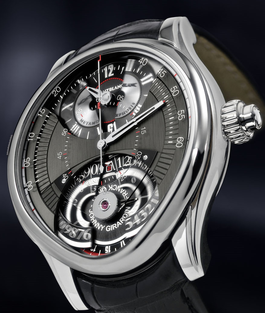 Chronogh=raph Watch, Perpetual Calendar watch