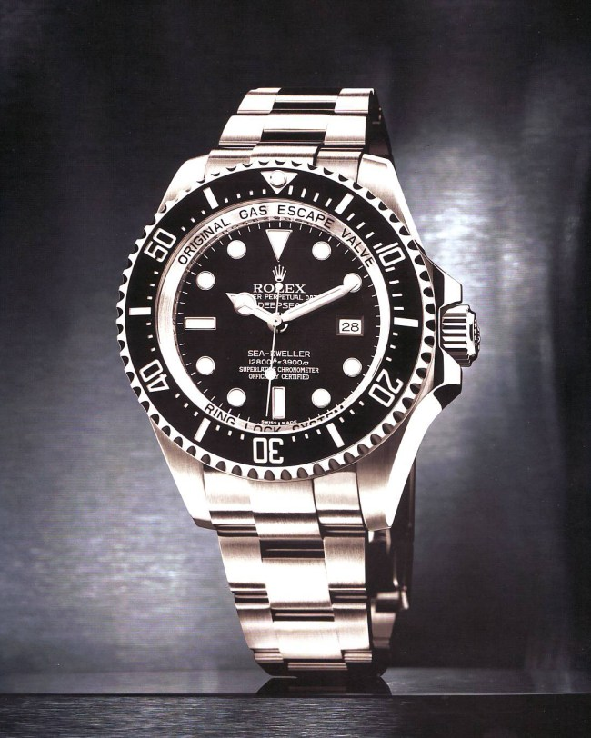 Rolex Oyster Perpetual Sea Dweller