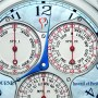 FP Journe Centigraphe ICM Blue Mother Of Pearl Dial