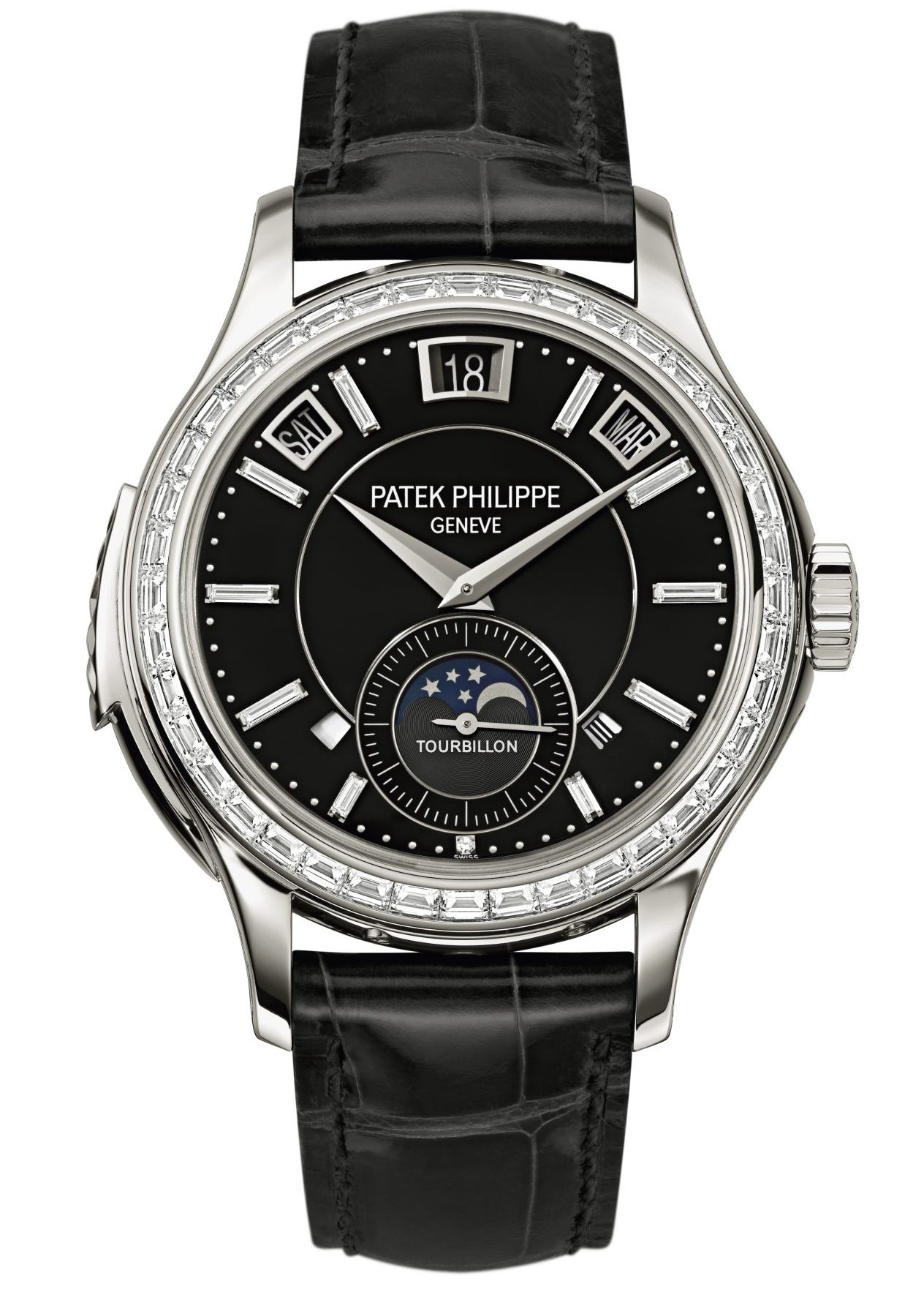 PATEK PHILIPPE SA - Grand Complications Ref. 5307P-001 Platinum