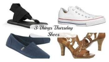 97ba15bef 3 Things Thursday - Favourite Shoes