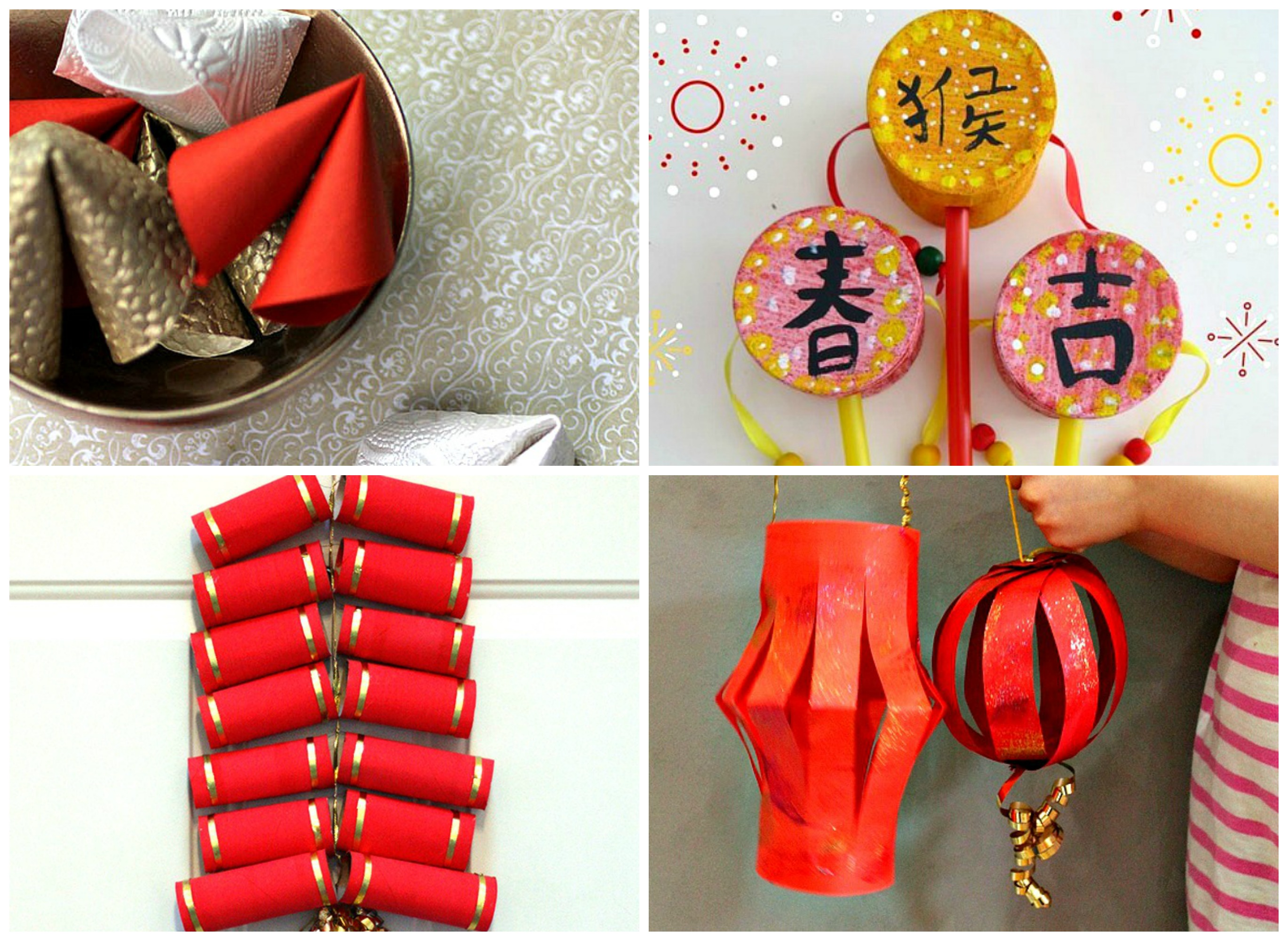 5 Chinese New Year Crafts To Do With The Kids