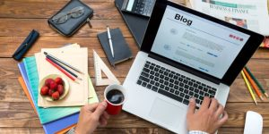blogging to success
