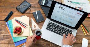 blogging to success