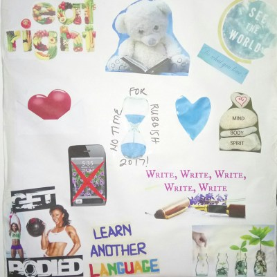 How to Build a Vision Board