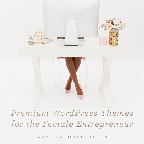Restored 316 Feminine WordPress Themes