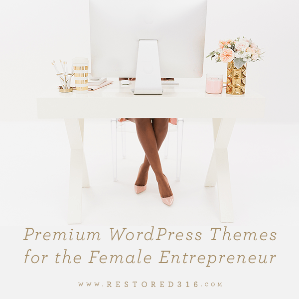 Restored 316 Feminine WordPress Themes