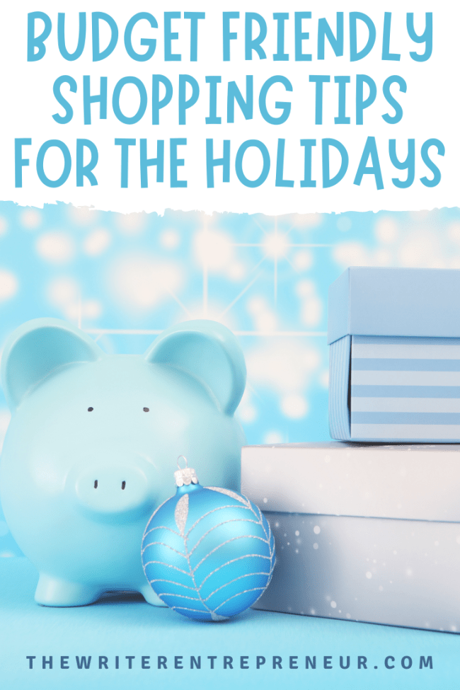 Budget Friendly Shopping Tips for the Holidays