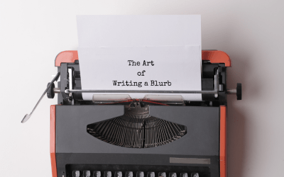 The Art of Writing a Blurb