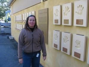 Stag's Leap winemaker Nicki Pruss