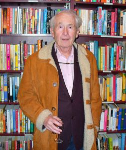 Frank McCourt, the author of Angela's Ashes, a classic contemporary memoir.