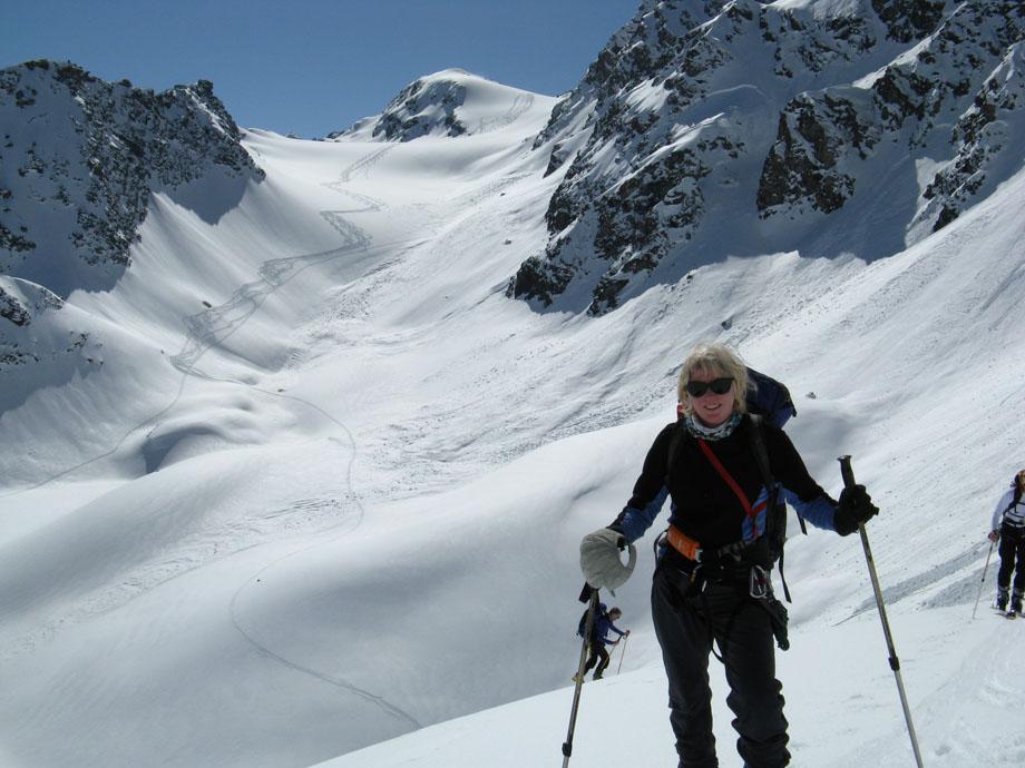 Mourti Glacier