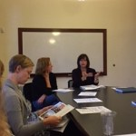 Business of Books speaks at Seattle writing class
