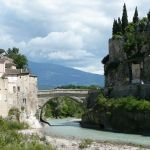 Vaison la Romaine, the site of the travel, food and wine writing classes.