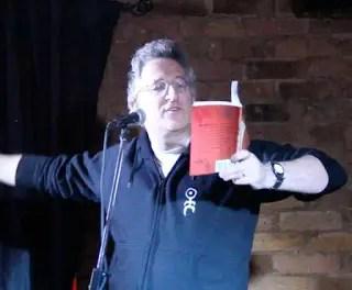 Author Interview: Marc Nash