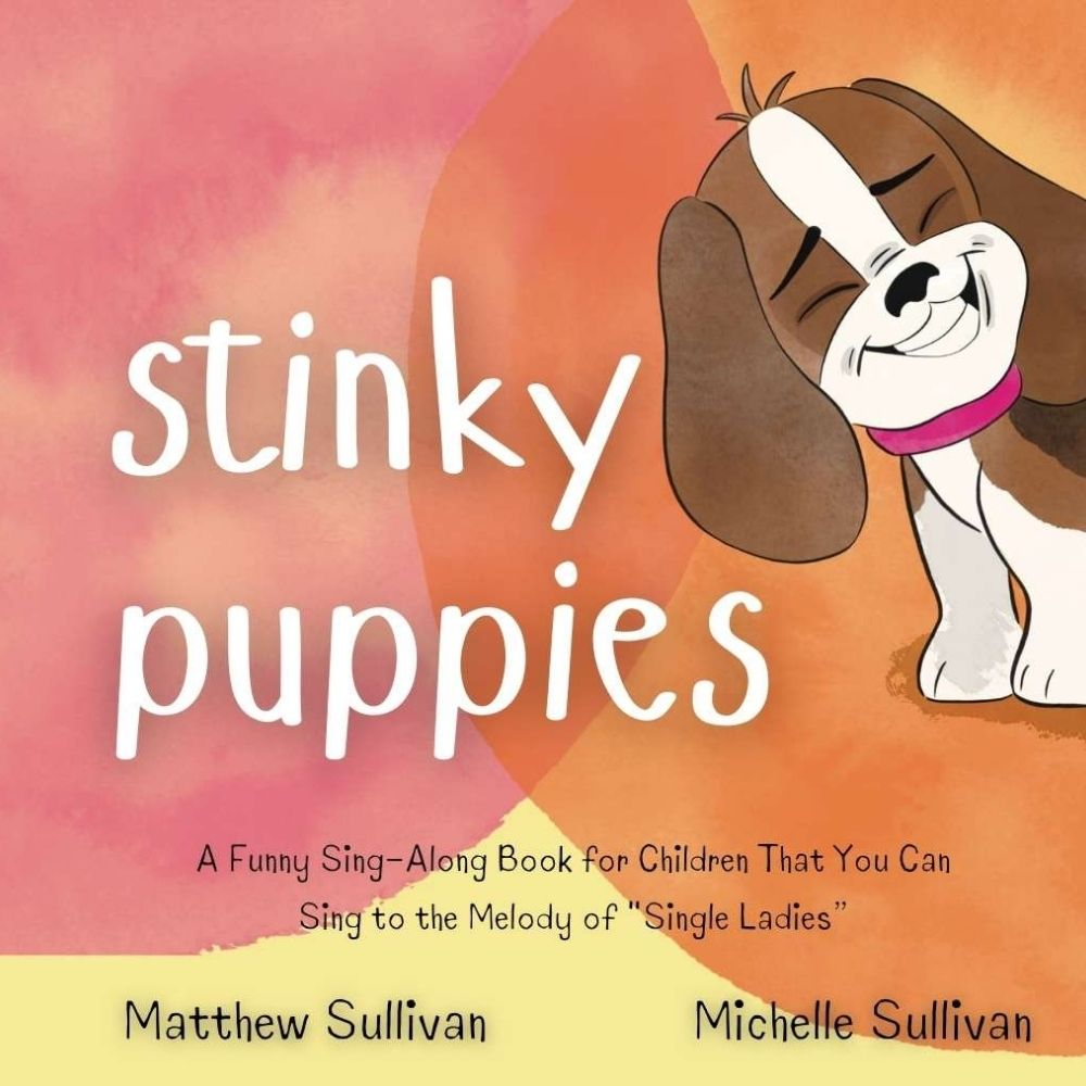 Stinky Puppies Cover