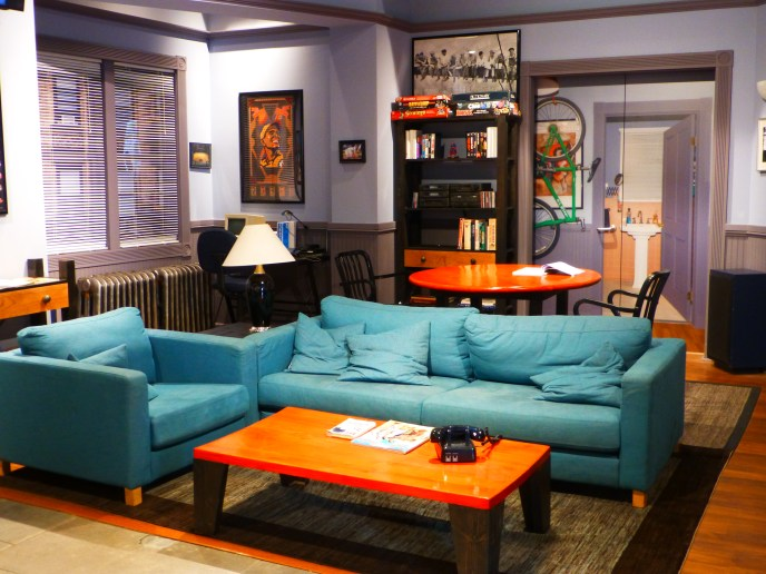 Seinfelds apartment at Sony