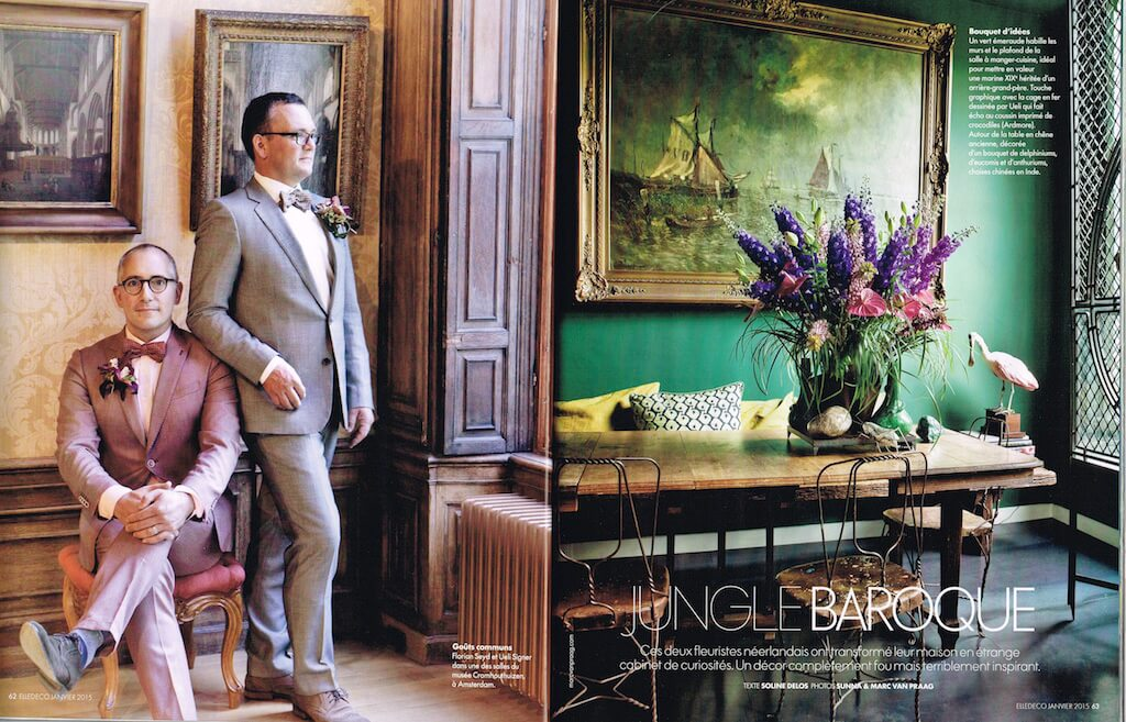 ELLE Decoration France The Wunderkammer