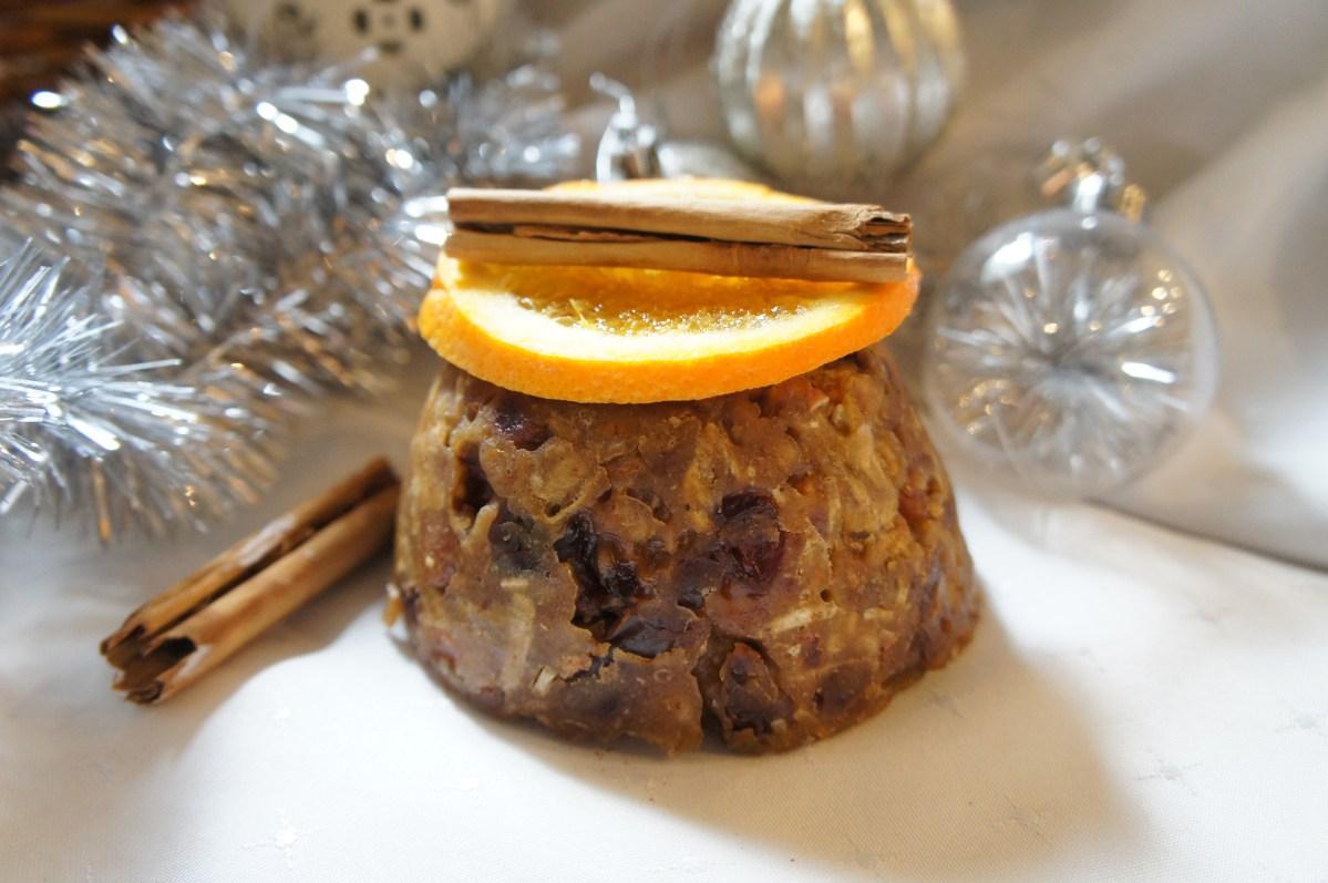 Christmas Pudding (GF)