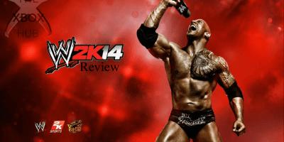 WWE 2K14 Review Header