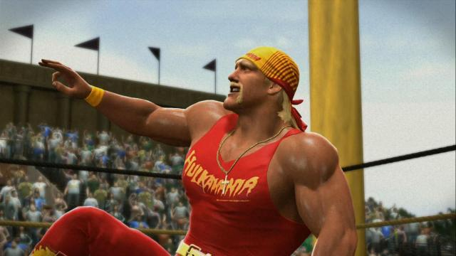 WWE Review Hogan Yoko