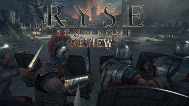 Ryse review header