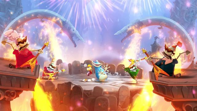 rayman legends header