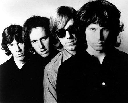 the doors header