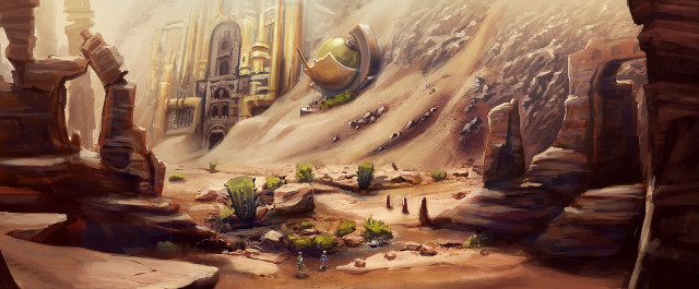 earthlock zenitcanyon