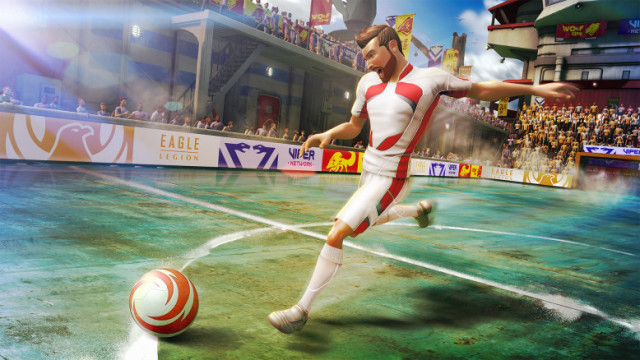 kinect sports rivals soccer