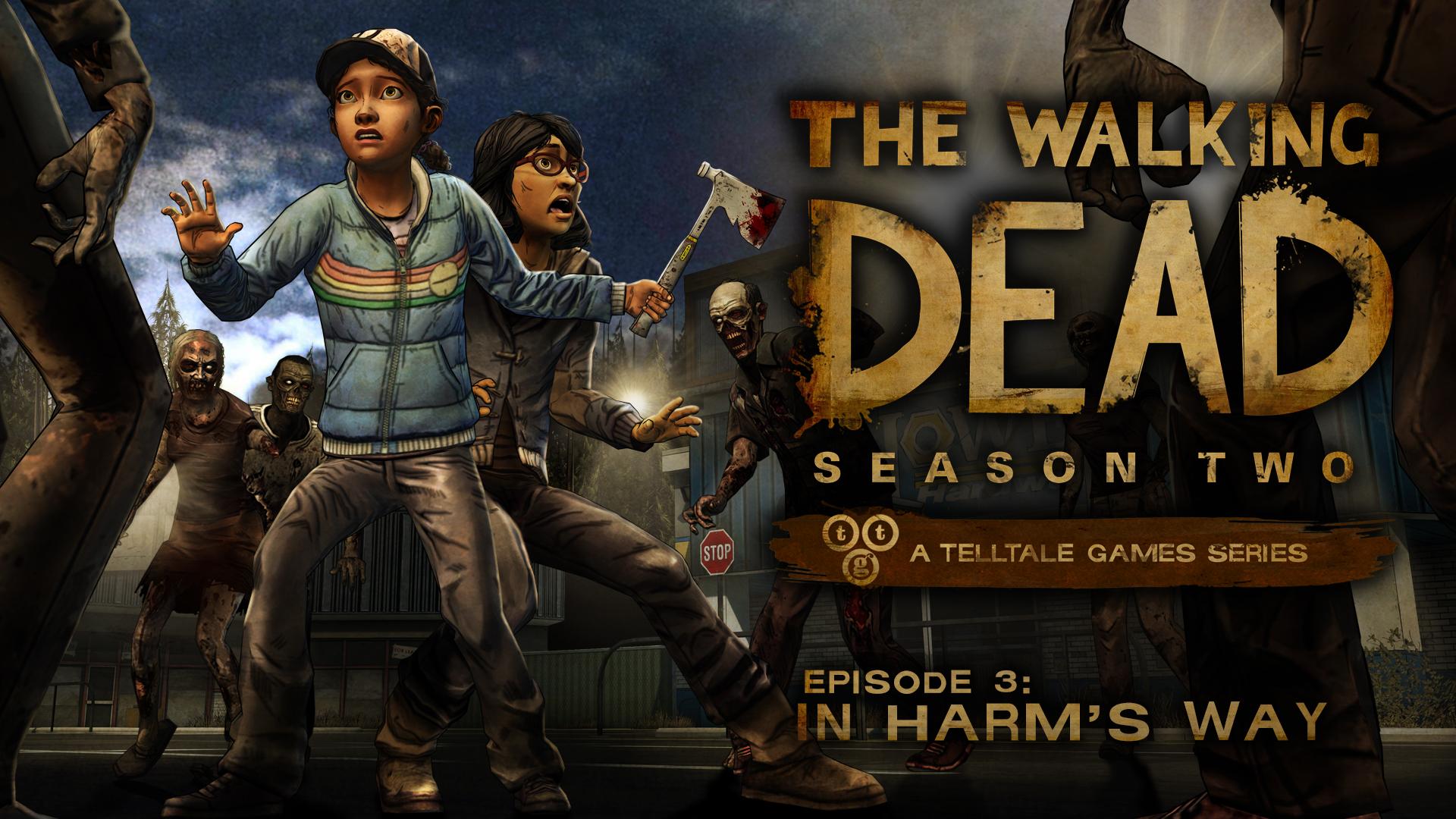 The Walking Dead: Season 2 Gets XBLA Release Date - IGN