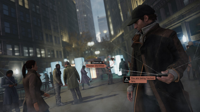 watch dogs online hack