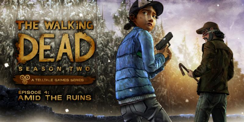 The Walking Dead S2 Ep 4 Amid The Ruins Out Now Thexboxhub