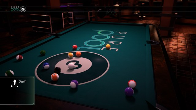 Pure Pool Xbox One screenshot (2)