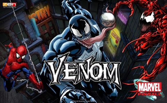 venom header