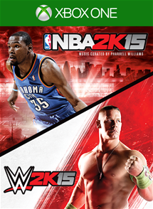 Nba 2k15 And Wwe 2k15 Available Now In The 2k Sports Starter Bundle