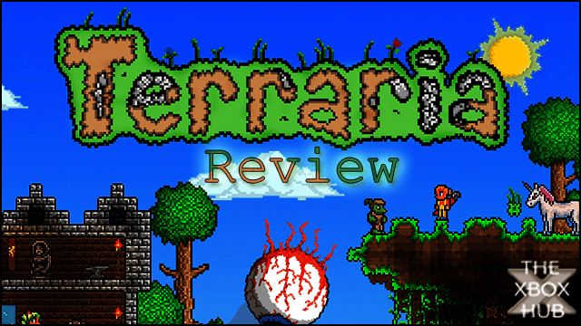 Terraria Review | TheXboxHub