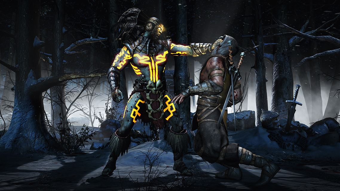 Mortal Kombat X available to download now on Xbox One